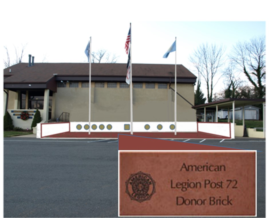 American Legion Post 72 Freedom Plaza