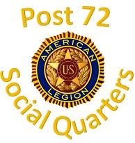 Post 72 Social Quarters